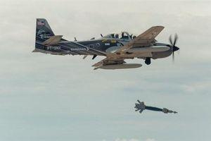 Mỹ mua máy bay Tucano mang đến Trung Đông