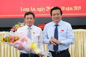 Long An bầu tân Phó Chủ tịch HĐND tỉnh