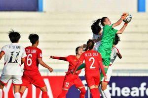 VCK U19 nữ châu Á 2019: Tuyển nữ Việt Nam vẫn còn cơ hội vào bán kết