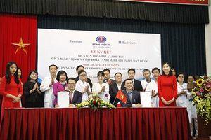 Hợp tác với Hàn Quốc nghiên cứu thuốc điều trị ung thư