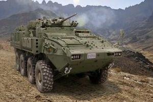 Nhật Bản thử nghiệm xe bọc thép của General Dynamics