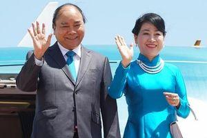 Thủ tướng Nguyễn Xuân Phúc lên đường tham dự Hội nghị Cấp cao ASEAN lần thứ 35