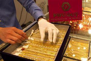 Giá vàng SJC tăng tới 280 ngàn đồng, vượt xa ngưỡng 42 triệu đồng/lượng