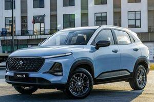 Chiếc ô tô SUV Trung Quốc đẹp long lanh giá chỉ 235 triệu đồng có gì hấp dẫn?