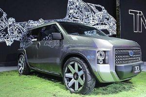 Ngắm nhìn TJ Cruiser, mẫu xe 'độc' của Toyota