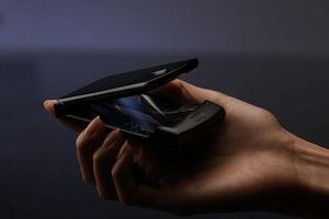 Motorola razr 2019 xuất hiện trong hình ảnh chính thức mới