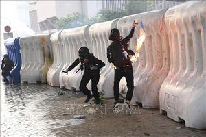Tòa án tối cao Hong Kong cấm tuyên truyền thông tin trực tuyến kích động bạo lực