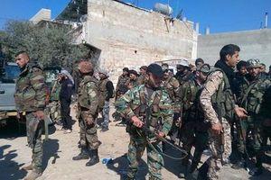 Thổ Nhĩ Kỳ trả tự do 18 binh sĩ Syria bị bắt làm tù binh