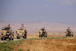 Quân đội Mỹ lần đầu tiên tuần tra chung với lực lượng SDF của người Kurd ở biên giới Syria - Thổ Nhĩ Kỳ sau khi tuyên bố rút quân