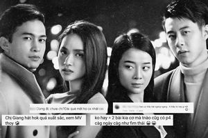 Cư dân mạng nói gì về MV #ATBER của Hương Giang?