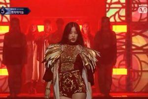 Em út của (G)I-DLE Shuhua khiến khán giả không ngừng nhắc tên sau đêm chung kết Queendom