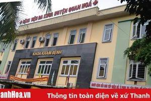 Cảnh cáo Giám đốc Bệnh viện đa khoa huyện Quan Hóa vì sai phạm trong quản lý, điều hành