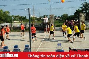 Hiệu quả phong trào 'Toàn dân đoàn kết xây dựng đời sống văn hóa' ở xã Quảng Trường