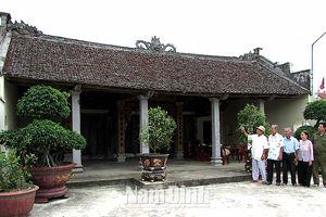 Nam Đinh: Yên Trị - Vùng đất cổ giàu truyền thống văn hóa