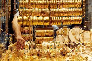 Giá vàng bật tăng nhanh trở lại