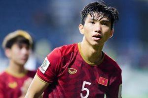 Đoàn Văn Hậu bất ngờ bị loại khỏi cuộc đua cầu thủ trẻ xuất sắc nhất Đông Nam Á