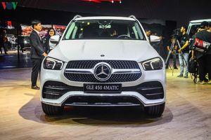 Mercedes GLE 450 giá hơn 4 tỷ đồng được trang bị những gì?