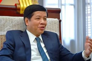 Thứ trưởng Bộ Ngoại giao Nguyễn Quốc Cường nghỉ hưu từ 1/11