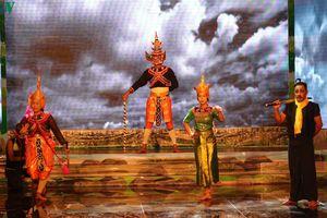 Khai mạc liên hoan trích đoạn sân khấu Dù Kê và Rô băm khu vực ĐBSCL