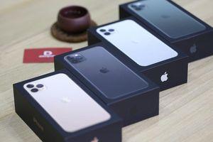 Ngày đầu mở bán iPhone 11 chính hãng tại Việt Nam: Không 'nóng' như dự doán