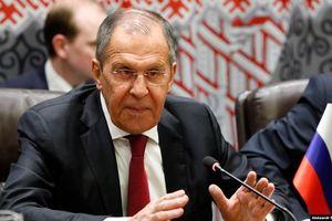 Ngoại trưởng Nga: Thủ lĩnh IS chỉ là 'con tốt' của Mỹ