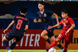VCK U-19 nữ châu Á: VN và Úc tranh suất bán kết còn lại