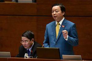 Bộ trưởng Trần Hồng Hà giải trình về con số thất thu 5.000 tỉ