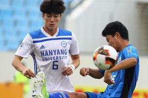Sinh viên Hàn Quốc không muốn làm ông Park Hang-seo thất vọng