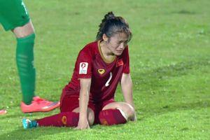 U19 nữ Việt Nam lỡ cơ hội vào bán kết châu Á