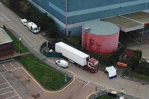 Vụ 39 thi thể trong container: Truy tố tài xế đưa 'chuyến hàng tử thần' đến cảng Bỉ