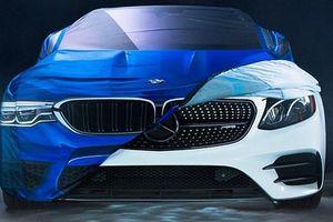BMW tung ảnh 'cà khịa' Mercedes-Benz, nhưng bị phản đòn