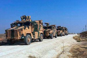 Cuộc tuần tra chung đầu tiên của quân đội Nga và Thổ Nhĩ Kỳ kéo dài 4 tiếng