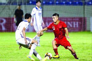 Nhiều tuyển thủ U21 đủ sức lên tuyển U22 Việt Nam