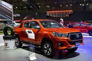 Điểm mặt những mẫu xe Toyota năng động dành cho đô thị