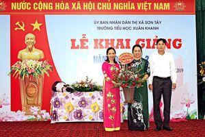 Tố giác sai phạm của lãnh đạo trường Xuân Khanh, phụ huynh bị đe dọa, khủng bố