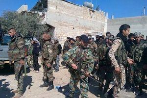Phiến quân bàn giao 18 binh sĩ Syria cho quân cảnh Nga