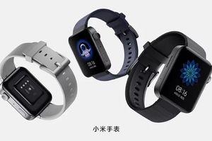 Xiaomi Mi Watch có thể phát nhạc độc lập, thay dây nhiều màu sắc