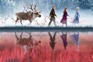 Frozen 2 được dự đoán sẽ khuấy đảo phòng vé dịp lễ Tạ ơn