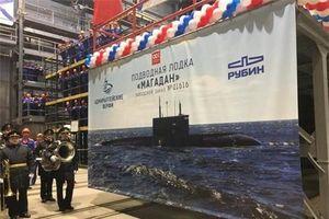 Bế tắc trong chế tạo động cơ AIP, Nga buộc phải đóng tiếp tàu ngầm Kilo 636
