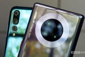 So sánh camera trên 2 chiếc máy Huawei P20 Pro và Huawei Mate 30 Pro
