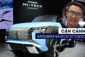 Chiến binh Mitsubishi Mi-Tech khoe 'cơ bắp' tại Tokyo Motor Show 2019