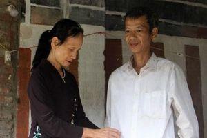 Cụ bà 73 tuổi ở Bắc Giang làm đơn xin ra khỏi danh sách hộ nghèo