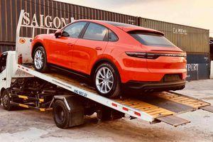 Porsche Cayenne Coupe cập bến thị trường Việt Nam, giá khởi điểm cực 'hot'