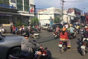 Phó viện trưởng Viện KSND quận 9 bị tai nạn xe máy tử vong tại chỗ