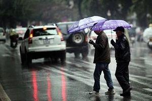 Hà Nội mưa rét ngày cuối tuần
