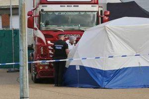 Đại sứ quán Việt Nam chia buồn gia đình nạn nhân vụ 39 người chết ở Anh