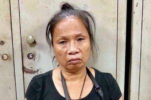 Nữ 'đạo chích' 56 tuổi có 20 tiền án
