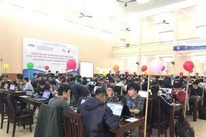 Sinh viên hào hứng tham gia vòng sơ khảo 'Sinh viên với an toàn thông tin ASEAN 2019'