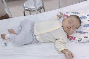 Phú Thọ: Trẻ 3 tháng tuổi đã bị ngộ độc thuốc nam
