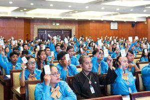 Anh Ngô Minh Hải tái đắc cử Chủ tịch Hội LHTN Việt Nam TP HCM